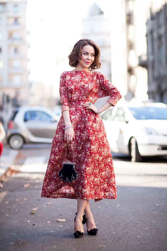 Mejores 42 imágenes de Moda en Pinterest   El vestido, Falda del ...
