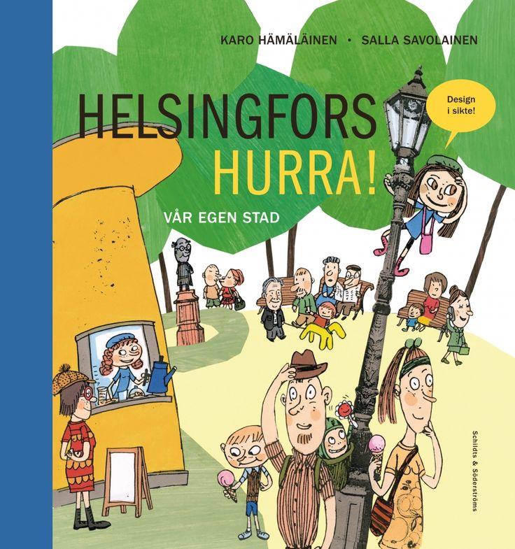 Helsingfors, världens designhuvudstad 2012, är en stad uppskattad för sin arkitektur och design. Den här guideboken i bilderboksform är både för turister och för dem som i vardagen rör sig i Helsingfors. Det är också en bok som enkelt och lustfyllt lär barn vad design är.Här presentera [...]
