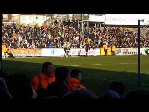 Bristol Rovers Vs Eastleigh 07/03/15