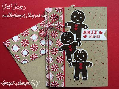 Ramblin' Stamper: Cookie Cutter Christmas