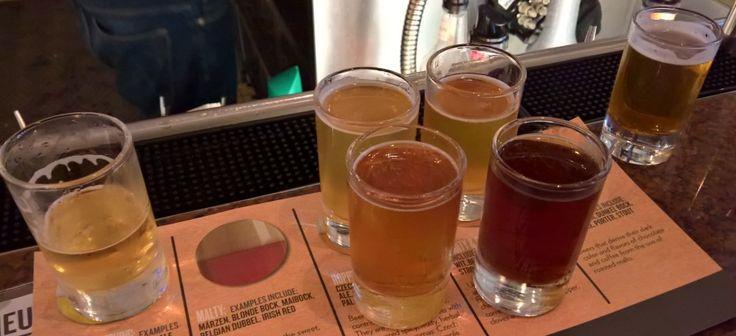 Gordon Biersch Brewing Company, Washington D.C., Bier in Washington D.C., Bier vor Ort, Bierreisen, Craft Beer, Brauerei