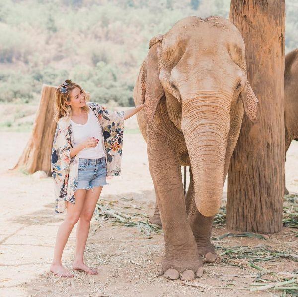 Lauren Conrad's trip to Thailand