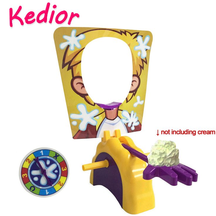 ショッカー玩具ケーキクリームパイ顔に家族パーティー楽しいゲーム面白いガジェットいたずらギャグジョークアンチストレスおもちゃ子供のためギフト