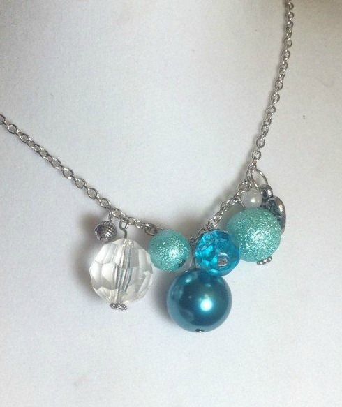 Cluster Necklace - Click the image for the tutorial!