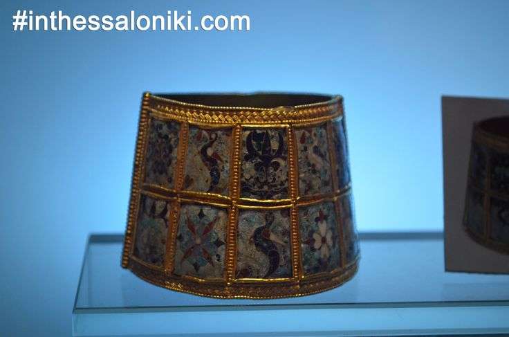 ● Gold and Silver coins along with elegant jewelry from all over the empire gives a pretty good idea of the skills and craftsmanship of the Byzantines.  Visit : http://www.inthessaloniki.com/museum-of-byzantine-culture  ● Ελληνική έκδοση: http://www.inthessaloniki.com/el/mouseio-byzantinou-politismou-thessalonikis    ● #Greece  #Thessaloniki #byzantine #museum #culture #travel #byzantino #mouseio