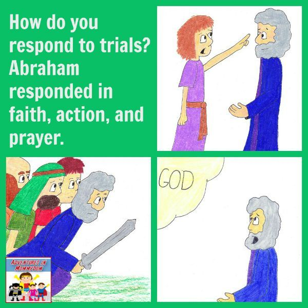 Genesis: Abraham and Lot