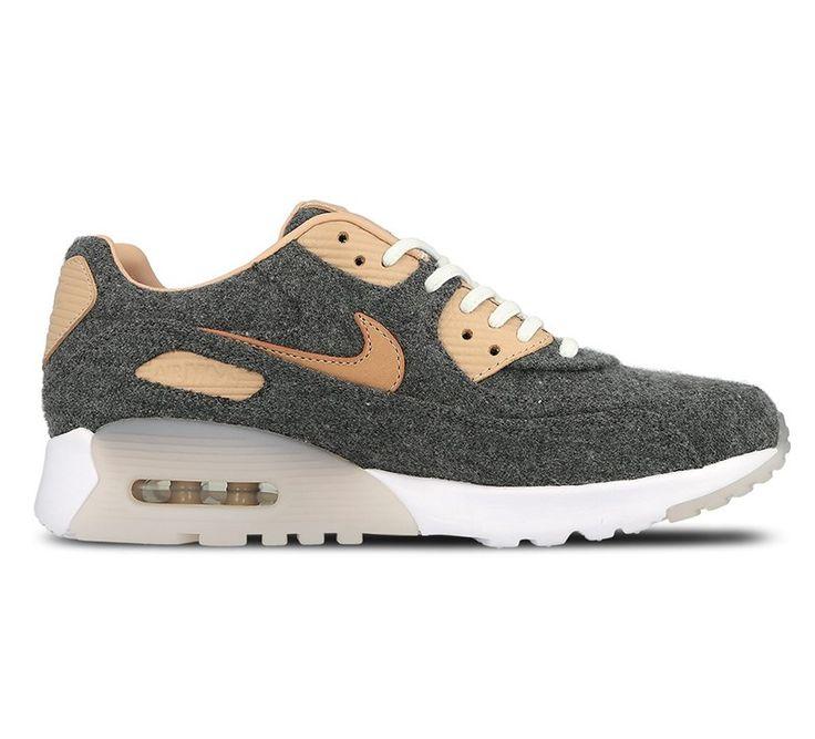 Nike Air Max 90 Ultra Premium Sneaker Kadın Ayakkabı 859522-001