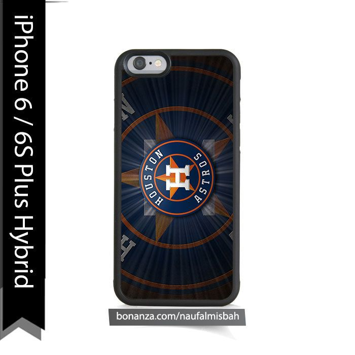Houston Astros iPhone 6/6s PLUS HYBRID Case Cover - Cases, Covers & Skins