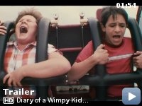 Diary of a Wimpy Kid - Movie trailer.