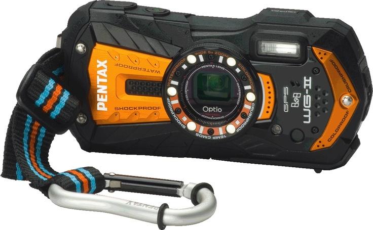 For the average camera guy..Pentaxoptio Wg2, Pentax Optio, Optio Wg 2, Cameras Orange, Wg2 Gps, Gps Orange, Digital Cameras, Wg 2 Gps, Gps Digital