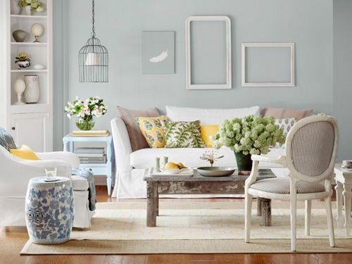 Living Room Makeover For Less