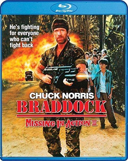 Chuck Norris & Keith David & Aaron Norris-Braddock: Missing in Action III