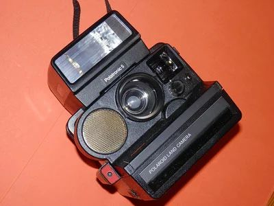 Cámara instantánea Polaroid Polasonic