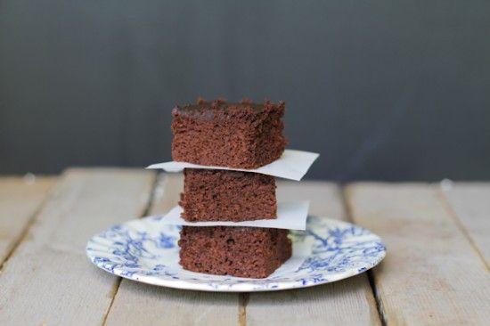 Brownies (using coconut flour)