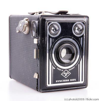 Agfa Synchro 600 Box Camera c1950's by sasta10 on Etsy, £11.99