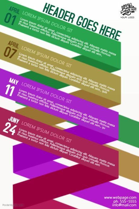 17 Best ideas about Event Calendar Template – Calendar Flyer Template