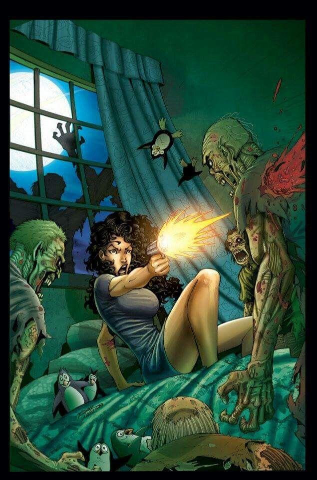 Non stavo piangendo, era soltanto una reazione naturale ai miei occhi perché c'erano schifosi pezzi di zombie su tutti i miei pupazzi. Maledizione!  (Resti Mortali)   facebook.com/Nel-mulino-che-vorreiJean-Claude-mi-chiama-ma-petite/