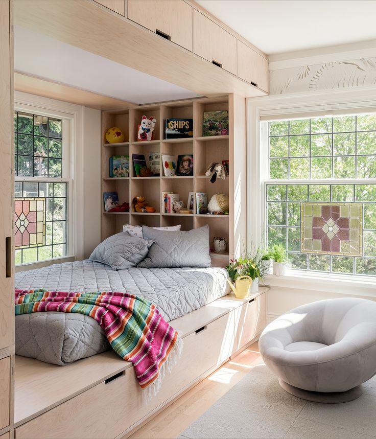 New Victorian   Seattle, WA   Modern Kids Bedroom   Built ...