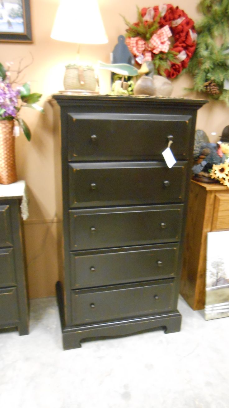 built in dresser drawers
