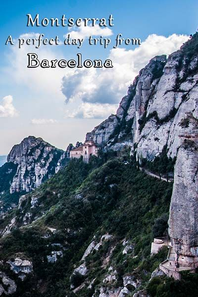 Montserrat Mountains - A perfect day trip from Barcelona