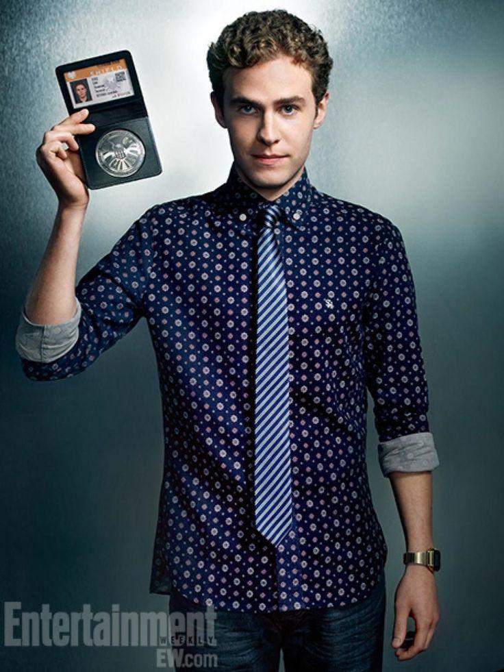 I adore the way he dresses.