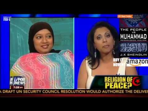Brigitte Gabriel gives FANTASTIC answer to Muslim woman claiming all Muslims are portrayed badly.  16MM Views on YouTube. This is a MUST WATCH video