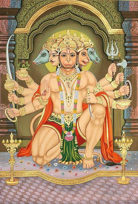 images hanuman - Google Search