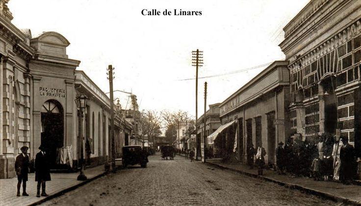 Calle Central de Linares