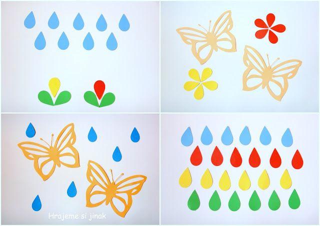 JARO V DĚTSKÝCH OČÍCH (A OKNECH) | Řežeme na plotru Silhouette, duha, motýli