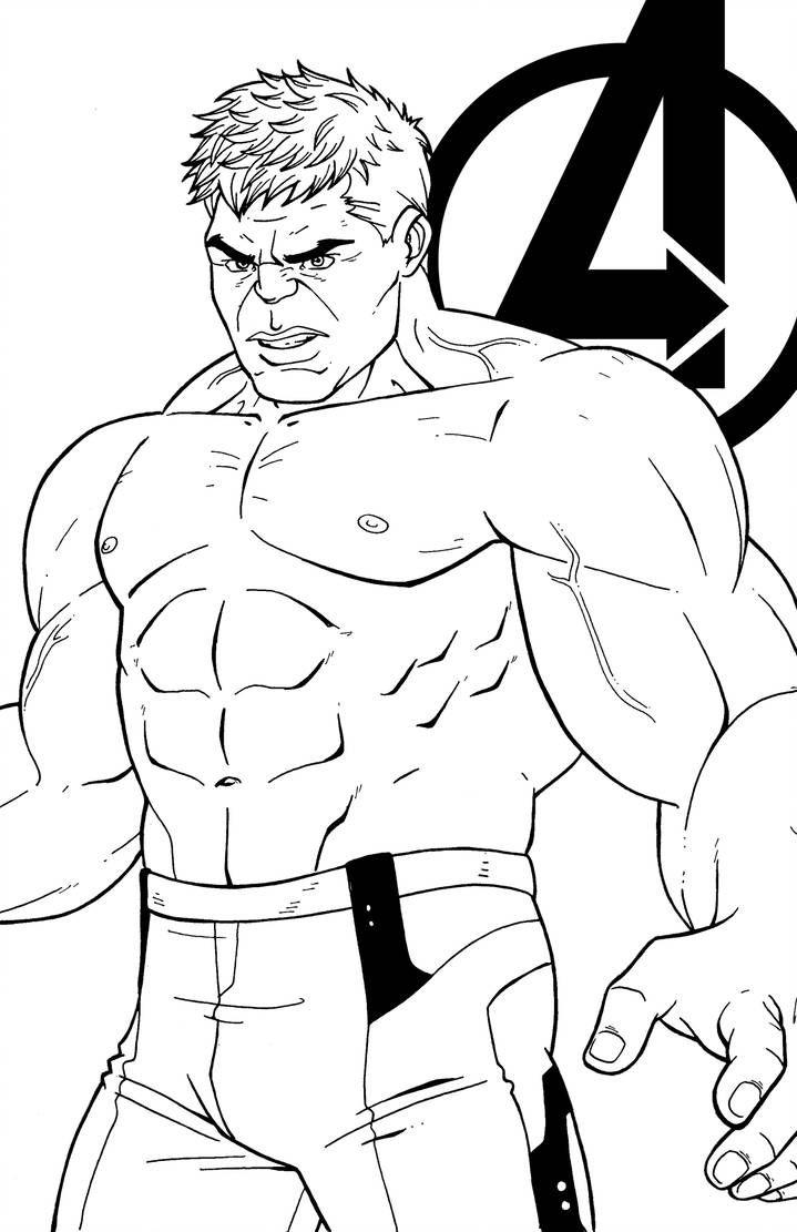 Hulk by https://www.deviantart.com/jamiefayx on ...