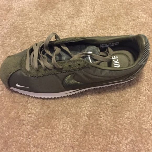 Nike Cortez NIB men size 8 so a women's 10 Never used I purchased the wrong size my loss your gain ask questions no trades please Nike cortez  Shoes Sneakers