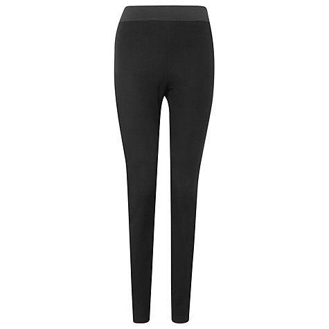 Buy L.K. Bennett Aden Skinny Leg Trousers Online at johnlewis.com