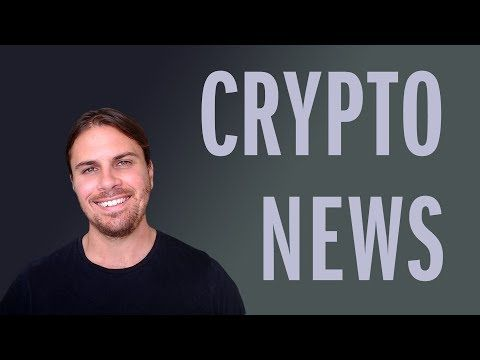 In this news series, we take a look at the current cryptocurrency market, followed by the latest news, which includes an update on Australian exchanges following CoinSpot pausing AUD deposits, Singularity ICO raising $36M in one minute,  the Covesting platform and big YouTubers getting behind...