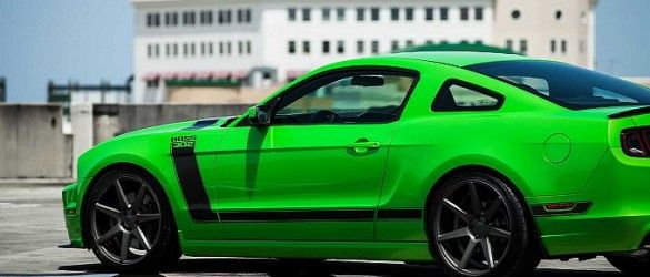 Ford mustang custom paint job   best-looking-paint-job ...