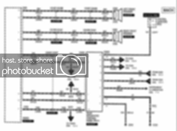 Stereo wiring diagram for 1998 ford ranger in 2020 | Ford ...