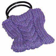 Free knitting pattern: Seriously chunky bag