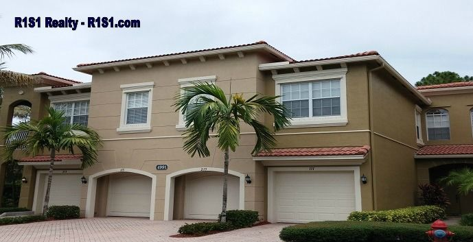 Rent 1 Sale 1 Realty - View Legends at the Gardens townhomes for rent and for sale in Palm Beach Gardens Florida.