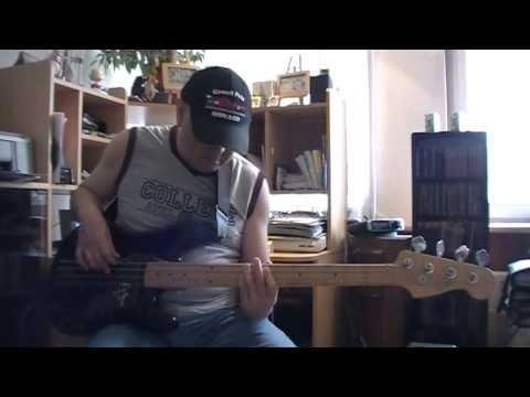 Hosanna Christafari Gospel Reggae Basscover Bob Roha Bob Roha - Bassist in the Hague, The Netherlands