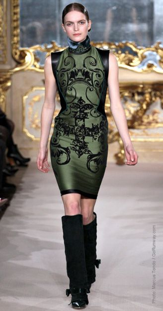Fall 2012 Trend Reports - Aquilano.Rimondi dress