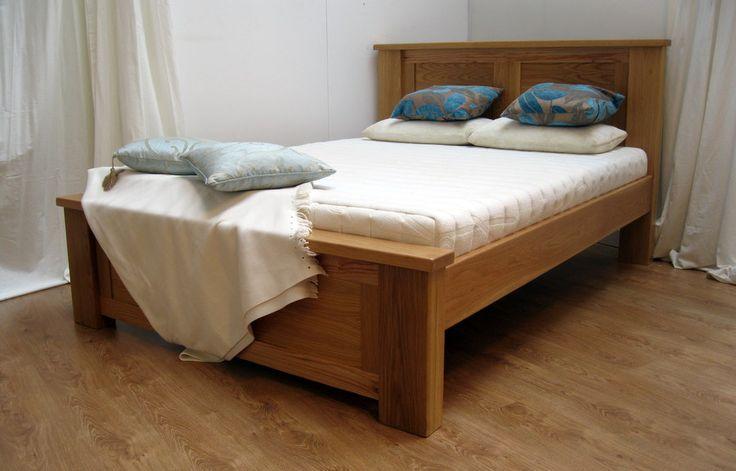 Handmade Wooden Beds, Solid Oak Bed Frames UK | Riverwood Bed Makers