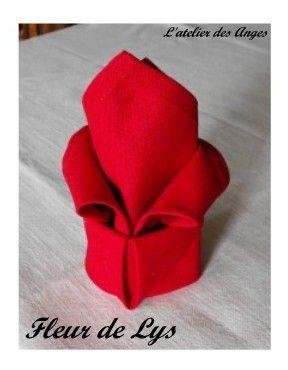 pingl par abe evina ang le nadine sur bazin pliage serviette pliage et serviettes. Black Bedroom Furniture Sets. Home Design Ideas