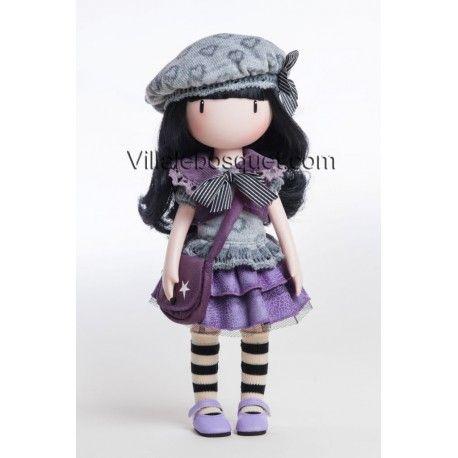 Les célèbres poupées Gorjuss sont maintenant disponibles en vinyle, fabriquées par Paola Reina en Espagne.