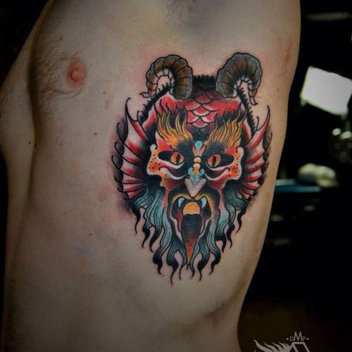 Rip devil for ash berlin booking semtexutopie googlemail for Ashes in tattoo ink