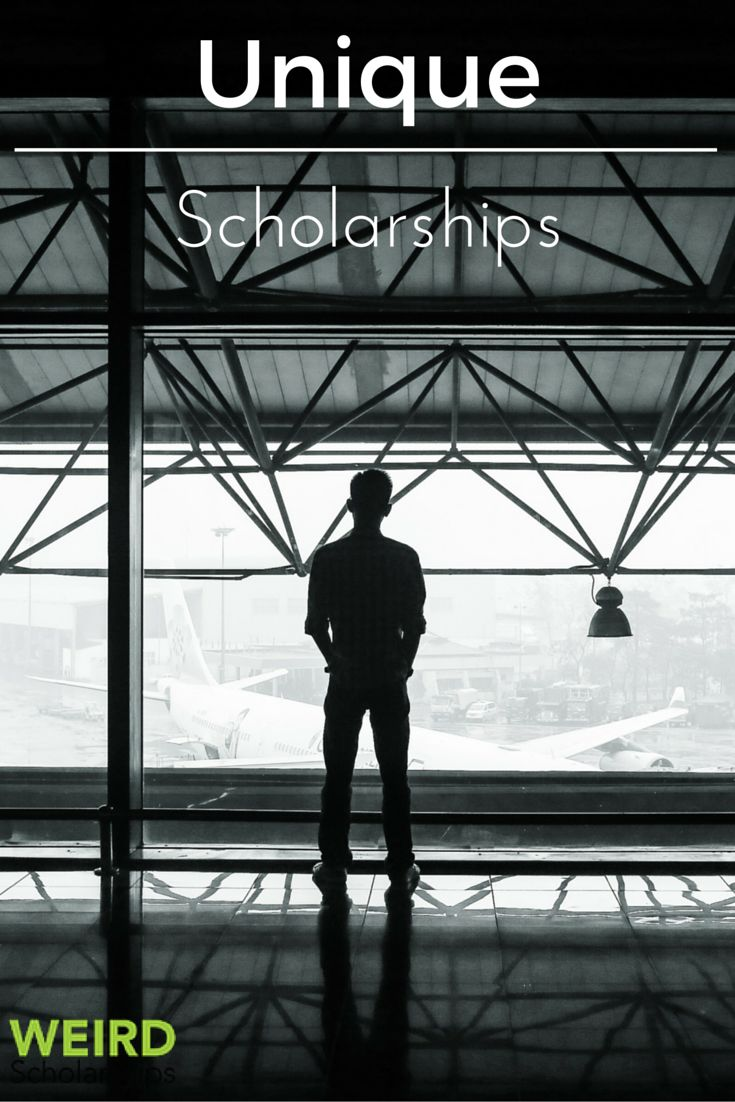 With so many different scholarships available, how do students narrow down their choices? Some students prefer to apply for unique scholarships, as there is often less competition. Some of these awards have such specific criteria that they apply to relatively few students. Other students prefer to apply to unique scholarships because they enable to student to truly stand out among the competition