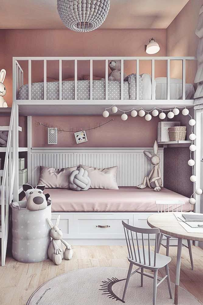 43 inspirational teen bedroom ideas that you love # Ideas #inspiri … # Ideas #inspiri #inspiring # love