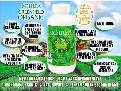 PENYEMBUHAN ALAMI: Manfaat Jangka Panjang Konsumsi Greenfield Organik...