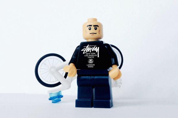Stussy X LEGO