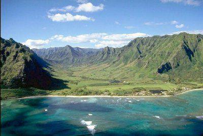 Exploring Kualoa Ranch and the Ka'a'awa Valley of Oahu, Hawaii: Kualoa Ranch Background and Directions