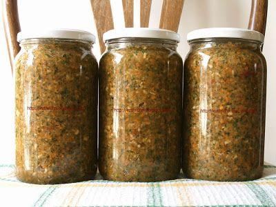Ételízesítő házilag - házi vegeta tartósítószer nélkül