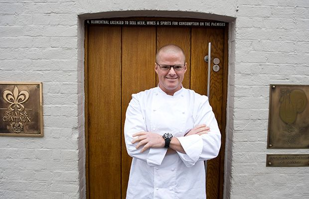 Heston Blumenthal's Fat Duck restaurant to relocate to Australia for 6 months
